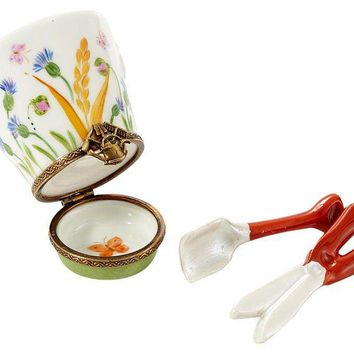 Chamart Garden Pail with Tools Box