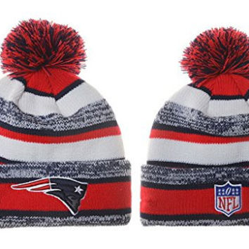 NFL New England Patriots women/men Cuffed Knit Hat , One Size