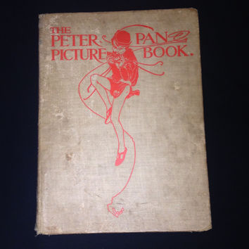The Peter Pan Picture Book (1907)