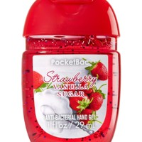 PocketBac Sanitizing Hand Gel Strawberry Vanilla Sugar