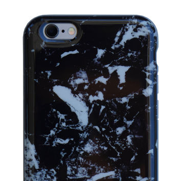 Marble Case for iPhone 6s Plus / 6 Plus - Black Onyx