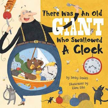There Was an Old Giant Who Swallowed a Clock Book
