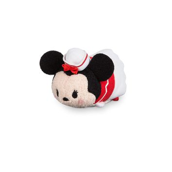 Disney Minnie Mouse Cruise Line Tsum Plush New with Tags