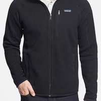 Men's Patagonia 'Better Sweater' Zip Front Jacket,
