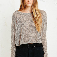 Pins & Needles Lace Trim Jumper - Urban Outfitters