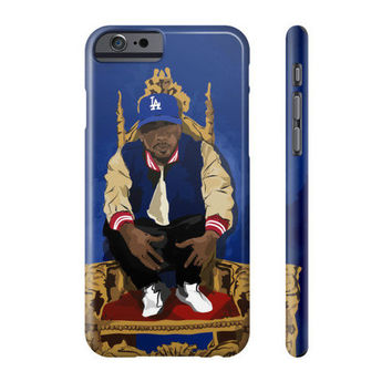 Kendrick Lamar IPhone 4 5 5c 6 6s Plus Galaxy Note Case King Team K Dot Fan Gift for him