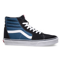 Vans Sk8-Hi Mens Shoes Navy  In Sizes