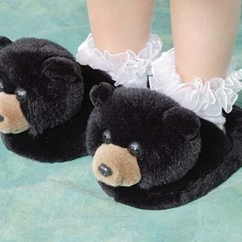 Bear Slippers - Small