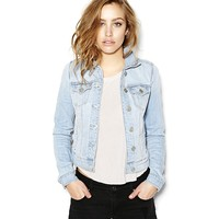 Pool Beach Denim Jacket