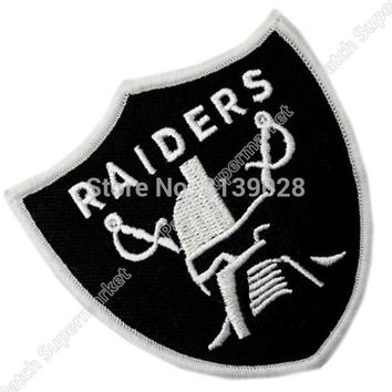 Battlestar Galactica Cylon Raiders Officer Uniform Movie tv Embroidered LOGO Iron On Patch/badge Customized patch available