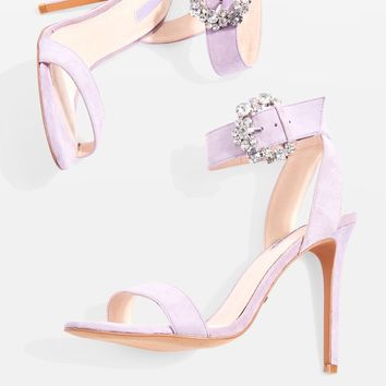 Regal Buckle Sandals | Topshop