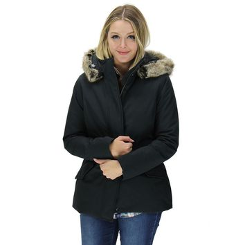 Cheviot Waterproof Breathable Jacket in Black by Barbour - FINAL SALE