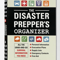 The Disaster Prepper's Organizer: All the Grab-and-Go Survival Information You Need By Walter Jacob Mullin  - Urban Outfitters