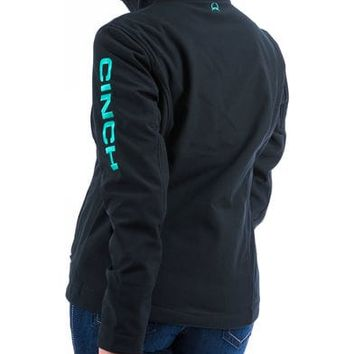 Cinch Women's Black Bonded Concealed Carry Jacket