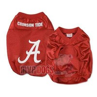 Alabama Crimson Tide NCAA Official Replica Dog Jersey