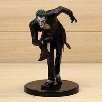 DC Comics Arkham origins Batman Series Direct The joker Statue 6'' figure = 1928024836