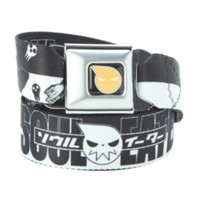 Soul Eater Death The Kid Seat Belt Belt