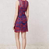 Anthropologie - Deva Embroidered Shift