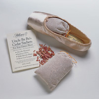 Free Shipping - Pointe Shoe Sachets by PILLOWS FOR POINTE