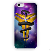 Kobe Logo With Galaxy Sport Design For iPhone 6 / 6 Plus Case
