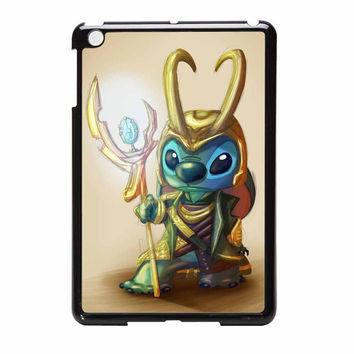 Loki And Stitches Cover iPad Mini Case