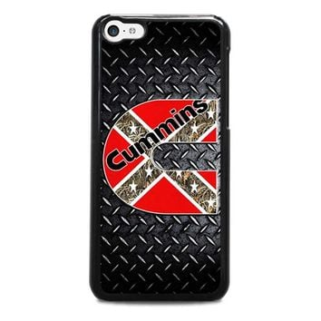 CUMMINS 5 iPhone 5C Case Cover