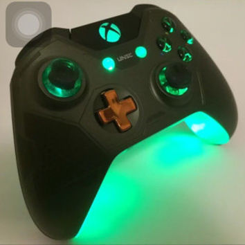 Halo 5 master chief controller Green Underglow