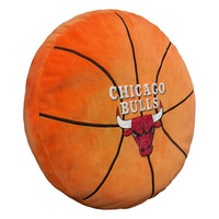 Chicago Bulls NBA 3D Sports Pillow