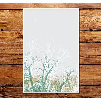 West End Trees Poster