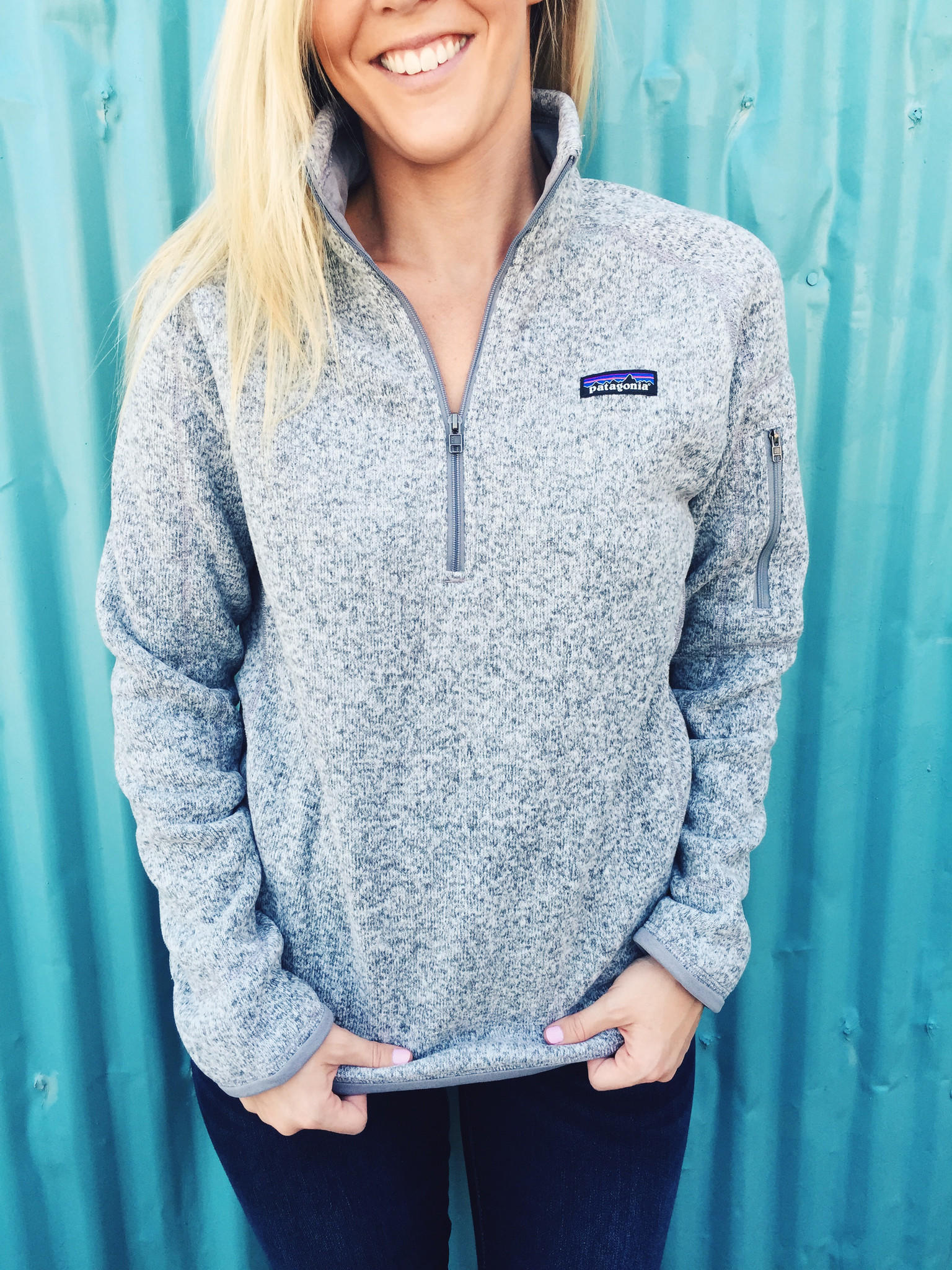 Patagonia Womens Better Sweater 14 Zip From Shop Southern