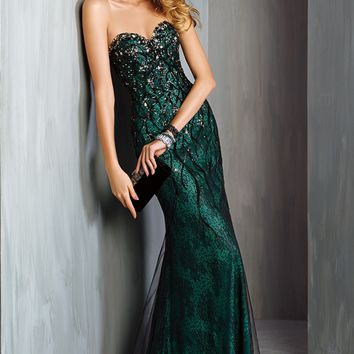 Alyce Paris Prom Dress 6293 from SIMPLE ELEGANCE