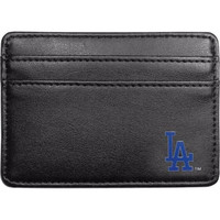 Dodgers Weekend Leather Wallet