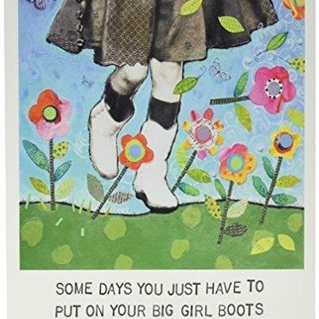 Funny 'Bodacious Broads Boots Birthday' Appreciation Card - Ready To Become A Bodacious Broad Boots - Funny Birthday Card - Free Shipping