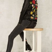 Invasion of the Body Patchers Moto Jacket