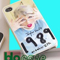 Taylor Swift 1989 For Iphone 4/4s, iPhone 5/5s, iPhone 5C, iphone 6, and iPhone 6 Plus Case