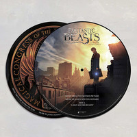 James Newton Howard - Fantastic Beasts And Where To Find Them Soundtrack LP - Urban Outfitters