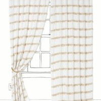Swing Stripes Curtain by Anthropologie