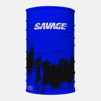 SLEEFS Savage Blue Neck Gaiter