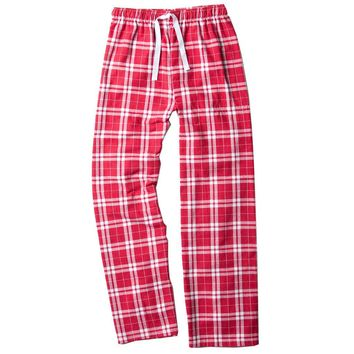 Boxercraft Cardinal Red Flannel Pant