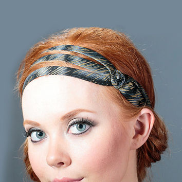 jahannamartinez Vintage Style Fashion Headband