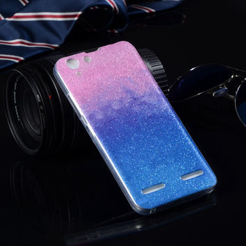 For Lenovo Vibe K5 Case Silicon Glitter Phone Cases For Lenovo Vibe K5 K5 plus Lemon 3 A6020a40 Cover Luxury Soft Phone Bag