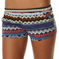 JUST ADD SUGAR RITUAL SHORT - ZIG ZAG