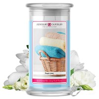 Fresh Linen   Jewelry Candle®