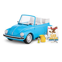 American Girl® Accessories: Julie's Car Wash Set