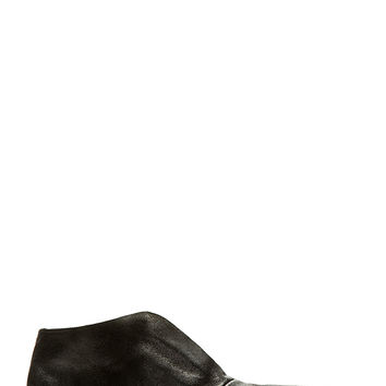 Marsll Black Slip-on Listello Boots