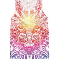 Weed Goat Tank Top