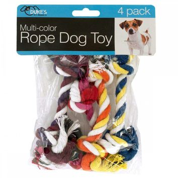 Multi-color Rope Dog Toy Set GR146