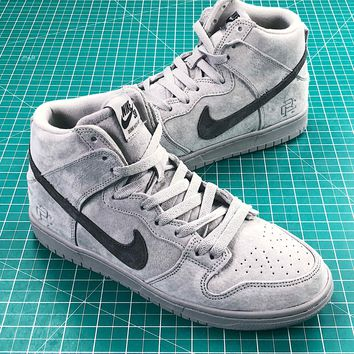 Reigning Champion X Nike Sb Zoom Dunk High Pro Qs Sport Basketball Shoes - Best Online Sale