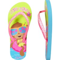 Girls Flip Flops | Find Flip Flops for Girls for Summer
