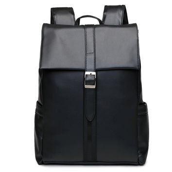 Stylish Comfort On Sale Hot Deal Back To School College Vintage Casual Korean Waterproof Backpack [4915417860]